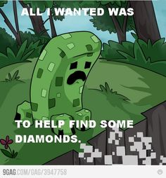Misunderstood Creeper