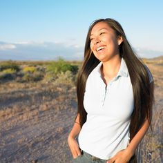 Native American Indian Girl | ... organizations, communities and Native American owned businesses