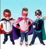 McCalls - 6626 - Superheroes