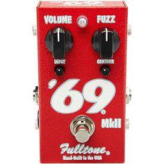 '69 MkII Fuzz Guitar Effects Pedal | Musician's Friend