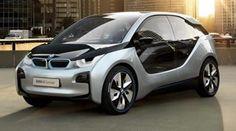 BMW i3 será capaz de se mover sozinho no trânsito