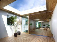기다란 직사각형 박스 형태의 주택 - Family House in Obama by Suppose Design : 네이버 블로그