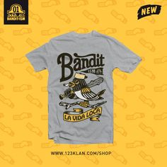 BANDIT-1$M SPRING SUMMER 2015 on Behance Streetwear Brands, Streetwear Fashion, Beach Words, T Shirt World, Tee Design, Spring Summer 2015, Apparel Design, Shirt Designs, Graphic Tees