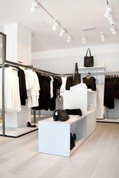 COS store, in Paris
