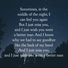 Better Man-Little Big Town ❤️️
