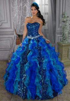Quinceanera dresses, decorations, tiaras, favors, and supplies for your quinceanera! Many quinceanera dresses to choose from! Quinceanera packages and many accessories available! Ball Gown Dresses, 15 Dresses, Pretty Dresses, Beautiful Dresses, Wedding Dresses, Wedding Poses, Dress Prom, Lace Wedding, Quinceanera Dresses