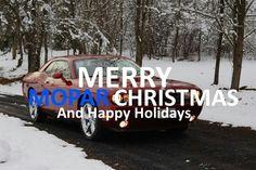 Merry Mopar Christmas Mopar Girl, Mopar Or No Car, Happy Holidays, Merry, Christmas, Cars, Xmas, Happy Holi, Autos
