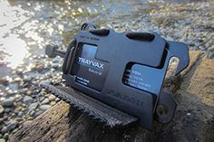Trayvax wallet. Many features for 'on the go' types. $24.99