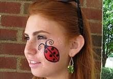 simple face painting designs - Bing Bilder
