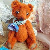 """Куклы и игрушки ручной работы. Ярмарка Мастеров - ручная работа """"Золотко"""". Тедди мишка. Handmade."""