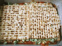 Albion Cooks: Matzo Lasagna for Passover