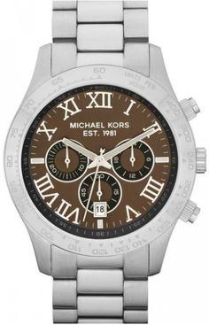 Michael Kors Herren Armband Uhr MK8213