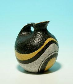 """""""Kleine Ruscha Keramik Vase 1950er Jahre"""""""