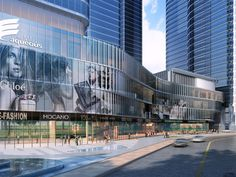 Shenzhen Centralcon Shang Sha Project | Aedas | Architecture | Mixed-use | Shenzhen, PRC