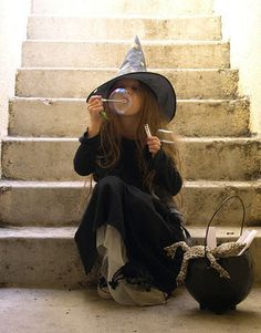homemade witch costume - Google Search