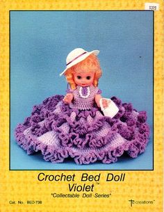 Free Bed Doll Patterns | CROCHET BED DOLLS PATTERNS - FREE PATTERNS