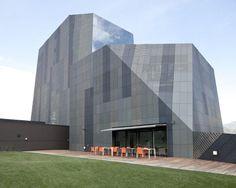 Park Associati - Milano - Architecten.  Salewa  Headquarters. Bolzano Italië