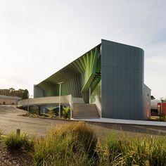 woods bagot: sustainability school in victoria, australia