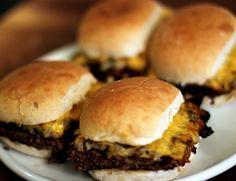 Food on Film – take 2: White Castle Burger