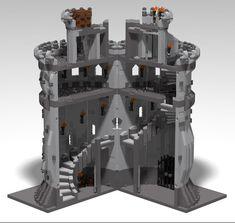 LEGO Ideas - The Round WatchTower