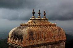 The beautiful planet blog: Kumbhalgarh fort - maharaja country