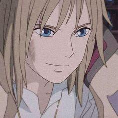Girls Anime, Anime Guys, Manga Anime, Anime Art, Studio Ghibli Art, Studio Ghibli Movies, Studio Ghibli Characters, Best Ghibli Movies, Howl Pendragon