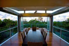 Marcus Beach House, Sunshine Coast of Queensland, Australia.