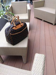 Louis Vuitton deauville my new favorite