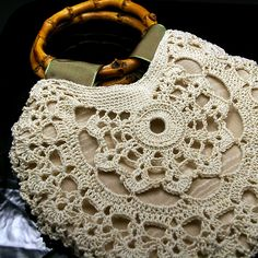 Ravelry: Topaz Purse pattern by Sylvia Landman