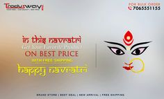 May the Goddess bless you and your family on the auspicious occasion of Navratri. Wish a happy and blessed Navratri. Web link: www.tradusway.com