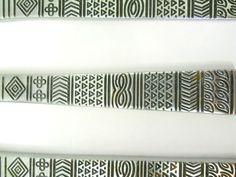 Cambridge Cordoba Knives Set of 4 Decorative Stainless Steel Aztec Look Knife #Cambridge