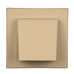 Builders Edge 140110774048 Fiber Cement 4' Hooded Vent 048, Almond >>> Want to know more, click on the image.