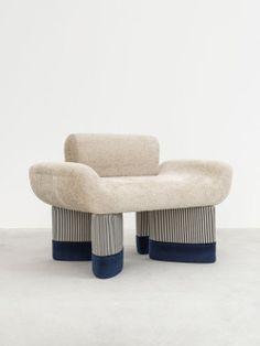 """megadonnamega:  """"Smile Chair by Studio Giancarlo Valle  """""""