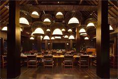 ~ Bulgari Resort, Bali #restaurant #design #tropical (pretty pretty :) ) <3