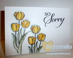 Februaury's Technique class using the Bolessed Easter Stamp Set by Independent Stampin Up Demonstrator Traci Cornelius