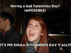 Happy Founders Day, Phi Sigma Pi!!!
