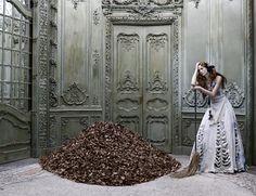 Cinderella by Eugenio Recuenco for French Vogue