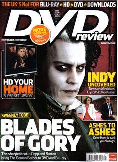 magazine covers | Sweeney on Magazine Covers - Sweeney Todd Photo (5978750) - Fanpop ...
