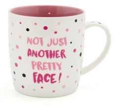 Check out new Quirky Gifts now online: 'Not Just Another... See it out here! http://www.feelingquirky.co.uk/products/not-just-another-pretty-face-mug?utm_campaign=social_autopilot&utm_source=pin&utm_medium=pin