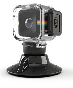 With Its Diminutive, Ammunition-Designed Cube, Polaroid Moves into Low-Cost GoPro Territory
