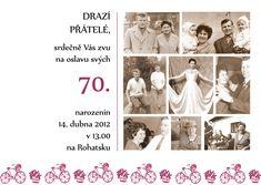 Výsledek obrázku pro pozvánka na narozeniny Photo Wall, Frame, Picture Frame, Photograph, Frames