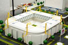 #dortmund stadium @Portfoliobox