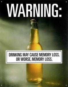 Losing Your Memory