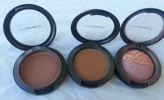 MAC Blushes: Format (frost) used a few times. $10 ; Blunt (matte) lightly used. $12 ; Hot Planet Blush Duo (Mineralized) lightly used. $15