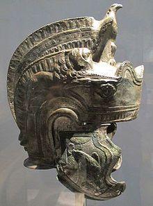 Attic helmet - Wikipedia, the free encyclopedia