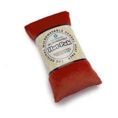 Hot Pak® Corduroy Saffron - RRP: £9.95 - www.intelex.co.uk/old-favorites/hot-pak/corduroy.html