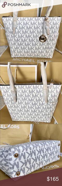🌴Michael Kors Bag🌴 100% Authentic Michael Kors Tote Bag, brand new with tag!.😍😍😍 Michael Kors Bags Totes