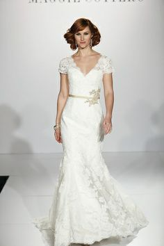 Wedding Gowns with Sleeves from Spring 2014
