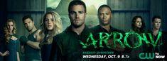 Novo Spot de TV da 2ª temporada de Arrow