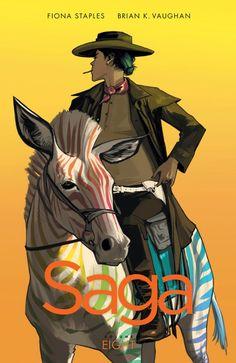 Saga, Vol. 8 TP